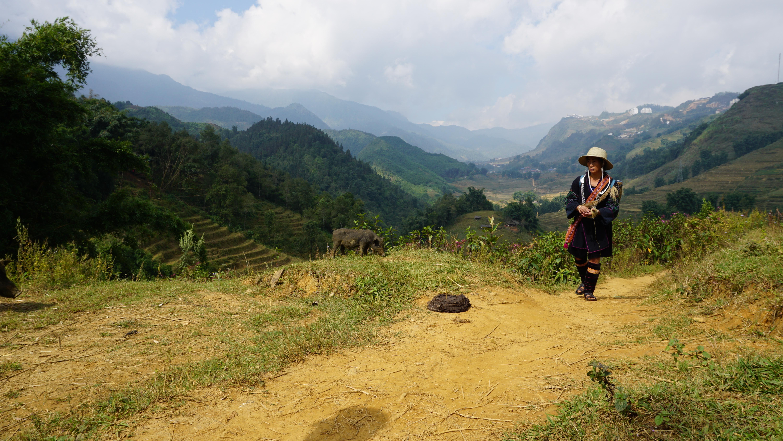 Trekking, risaie e sorrisi a Sapa