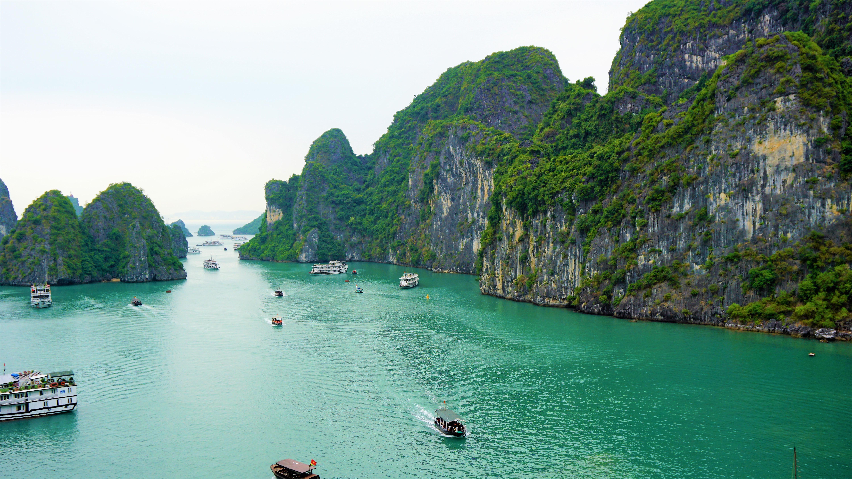 Halong Bay, la seconda meraviglia del Mondo!