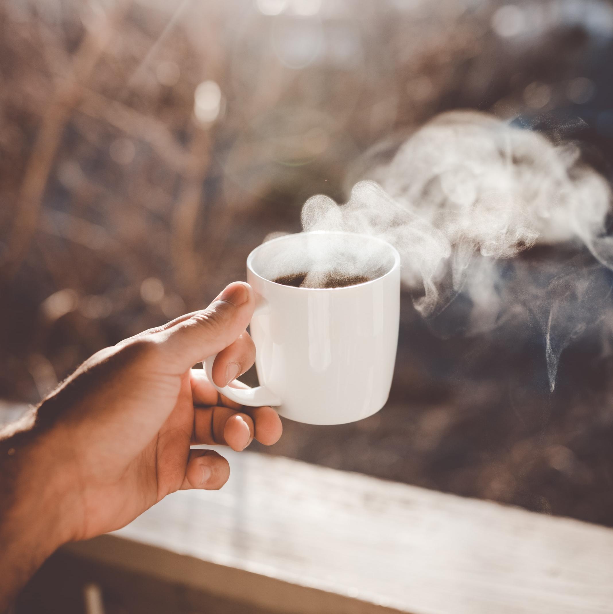 Viaggi nel tempo… finché il caffè è caldo